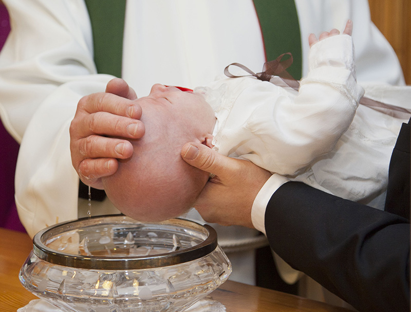 Catholicism infant baptism